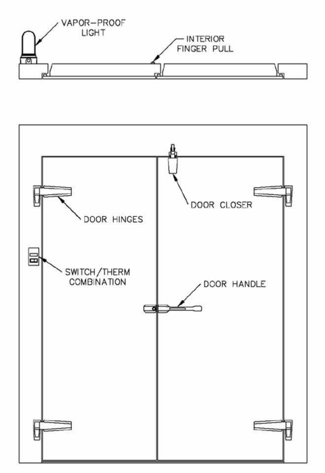 Norlake Walk In Specification Manual, Norlake Walk In Freezer Wiring Diagram